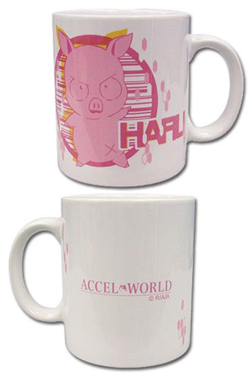 Accel World Haru Mug