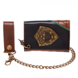 Legend of Zelda Tri-Fold Chain Wallet