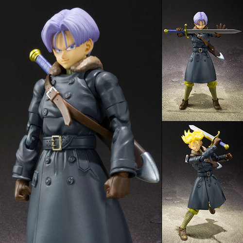 Dragon Ball Xenoverse Trunks XV Version Action Figure