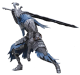 Dark Souls Artorias the Abysswalker DXF V2 7 Inch Figure
