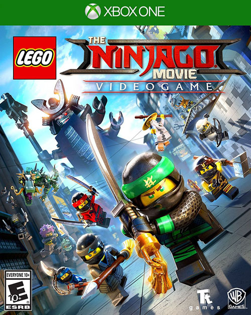 LEGO Ninjago Movie Videogame, The
