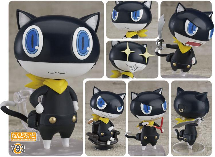 Persona 5 Morgana Nendoroid