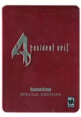 Resident Evil 4 GameStop Special Edition