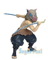Demon Slayer: Inosuke Hashibira SPM Prize PVC Figure