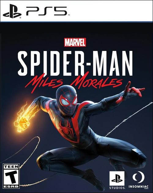 Marvel's Spider-Man: Miles Morales Launch Edition