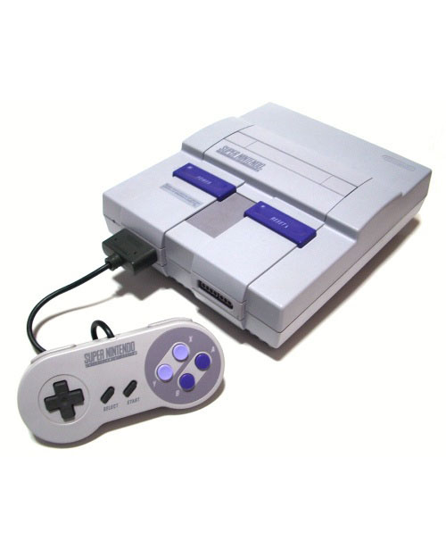 Super Nintendo System