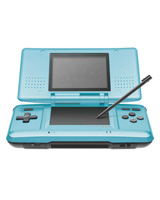 Nintendo DS Turquoise Blue
