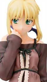 Fate/hollow Ataraxia Saber Holiday Version 1/6 Scale PVC Figure