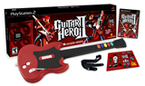 Guitar Hero II with Guitar Controller