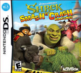 Shrek Smash and Crash Racing