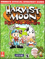 Harvest Moon Back to Nature Prima's Official Strategy Guide