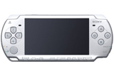 Sony PSP 2000 Slim Ice Silver