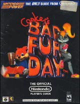 Conker's Bad Fur Day Official Nintendo Player's Guide