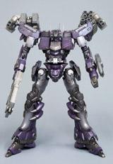 Armored Core: Crest CR-C06U5 Fascinator Fine Scale Model Kit