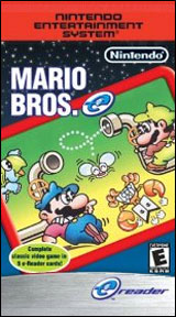 Mario Bros e-Reader Cards