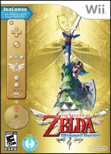 Legend of Zelda: Skyward Sword Gold Remote Bundle