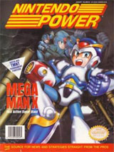 Nintendo Power Volume 56 Mega Man X