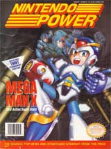 Nintendo Power Volume 56 Mega Man X