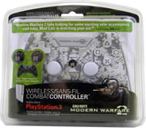 PlayStation 3 Call of Duty Modern Warfare 2 Combat Snow Controller