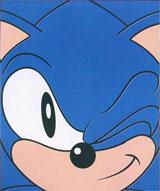 Sonic Winking 50