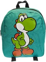 Nintendo Yoshi Light Blue Mini Backpack