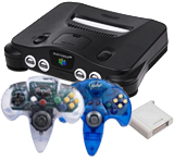 Nintendo 64 System Duo Pack
