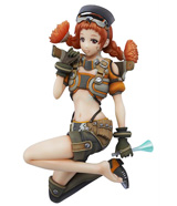 Border Break Cheska 1/8 Scale PVC Figure