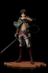 Attack On Titan Eren Yeager Brave-Act PVC Figure