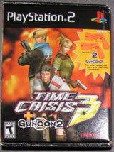 Time Crisis 3 with 2 Guns