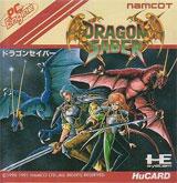 Dragon Saber PC Engine