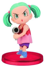 DBZ World Collectible Figures Volume 0 Kid Bulma
