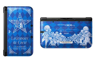 Persona Q 3DS