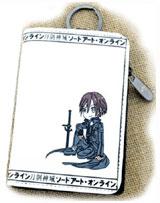 Sword Art Online: Kirito White Wallet