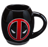 Marvel Deadpool 18oz Ceramic Oval Mug