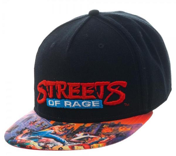 Sega Genesis Streets of Rage Snapback