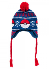 Pokemon Pokeball Fairisle Laplander