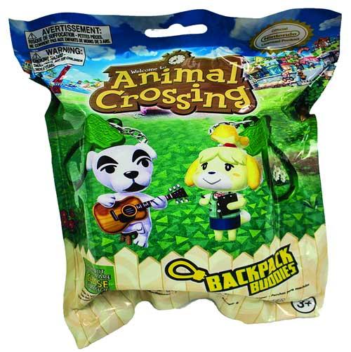 Animal Crossing Figure Backpack Hangers Blind Mystery Box