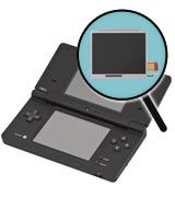 Nintendo DSi Repairs: Bottom LCD Screen Replacement Service