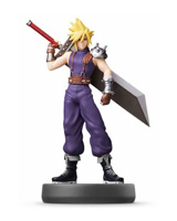 amiibo Cloud Super Smash Bros