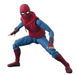 Spider-Man Homecoming Home Made Suit Version S.H. Figuarts