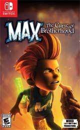 SW Max: The Curse Of Brotherhood Boxart