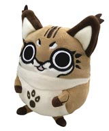 Monster Hunter World: Grimalkyne Soft and Springy Plush