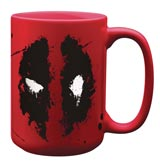 Marvel Deadpool Red Mug