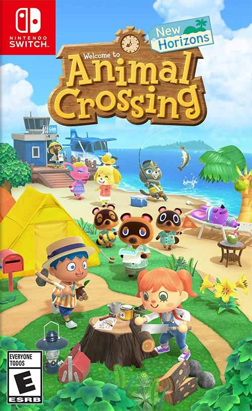 Buy Nintendo Switch Animal Crossing New Horizons Estarland Com