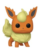 Pop Games Pokemon Flareon Vinyl Figure