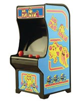 Ms. Pac-Man Tiny Arcade Game