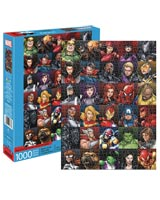 Marvel Heroes 1000 Piece Jigsaw Puzzle