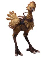 Final Fantasy XI Chocobo Bring Arts Action Figure