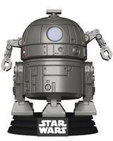 Pop Star Wars R2-D2 Concept Art Vinyl Figure