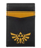 Legend of Zelda Black & Gold Stick-On Phone Wallet